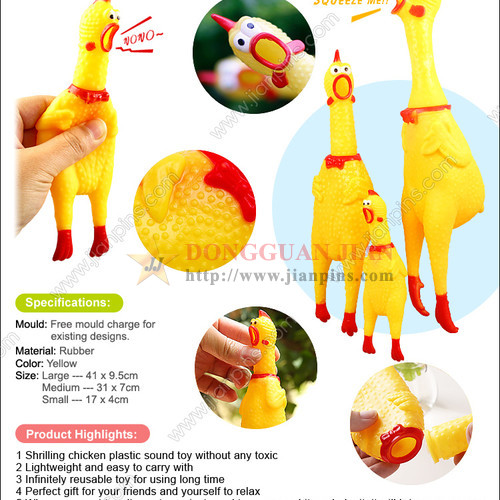 Hot-Sale screaming chicken toy